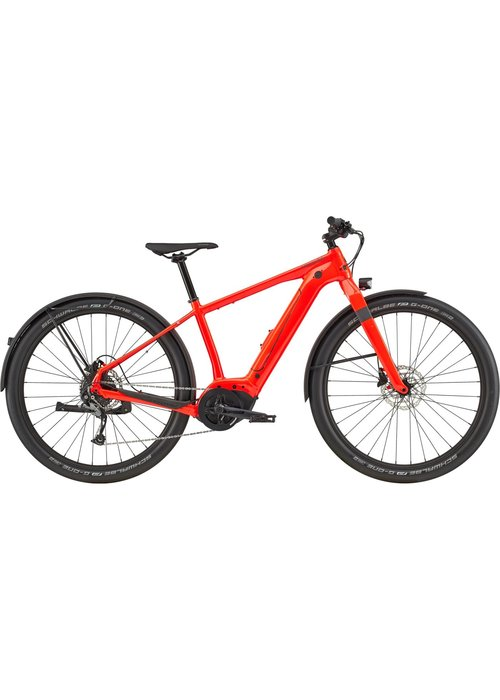 Cannondale Cannondale Canvas Neo 2 City Electric Bike 2020