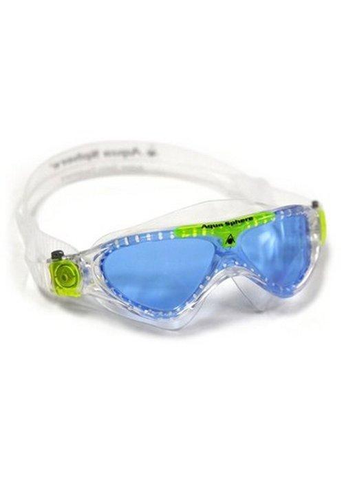 Aqua Sphere Aqua Sphere Vista Junior Blue Lens Goggle