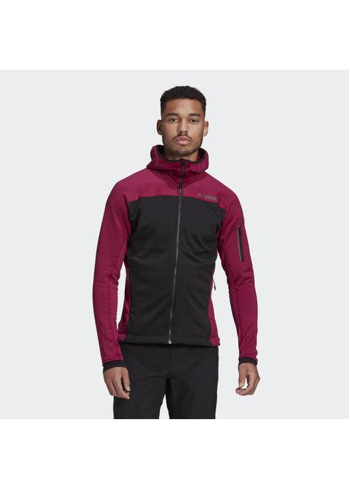 adidas adidas Terrex Stockhorn Hooded Fleece Jacket