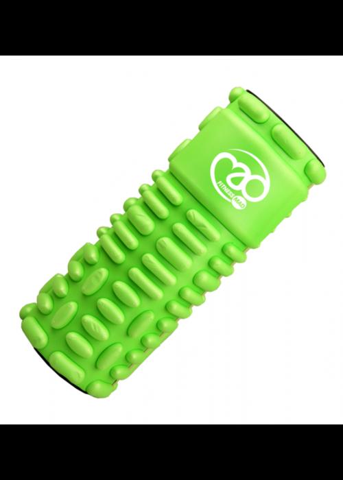 Fitness Mad Fitness Mad Vari-Massage Foam Roller Green