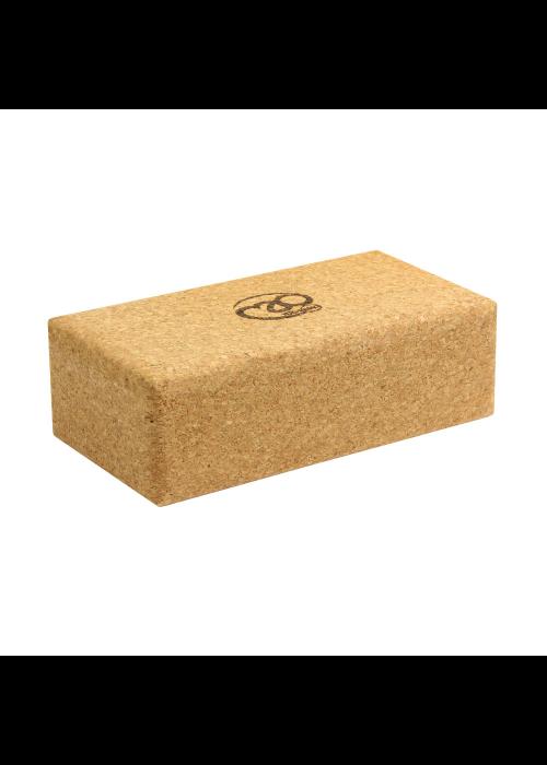 Fitness Mad Fitness Mad Cork Yoga Brick