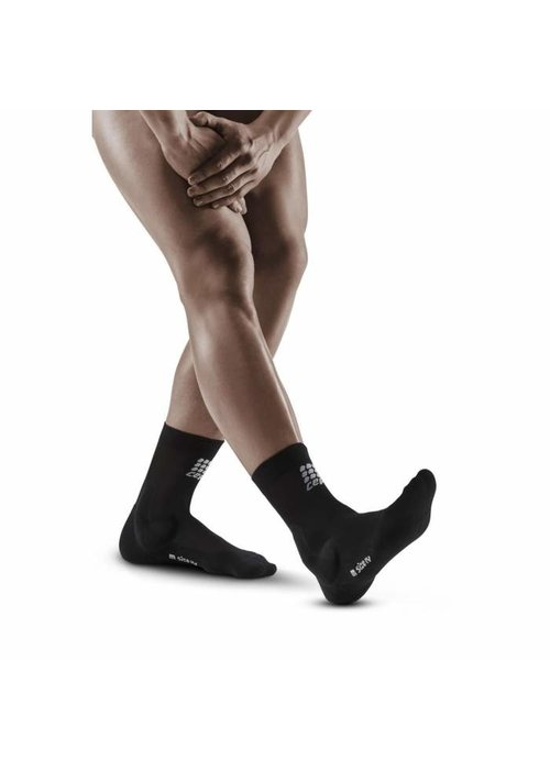CEP CEP Ankle Support Compression Short Socks