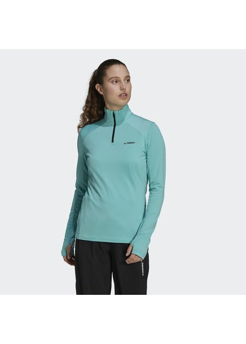 adidas adidas  Terrex Everyhike 1/2 Zip Fleece Ladies