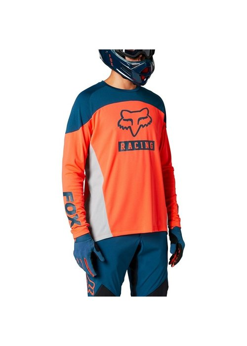 Fox Fox Youth Defend LS Jersey