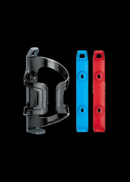 Topeak Topeak Dualside Cage Ex Grey/Blue/Red