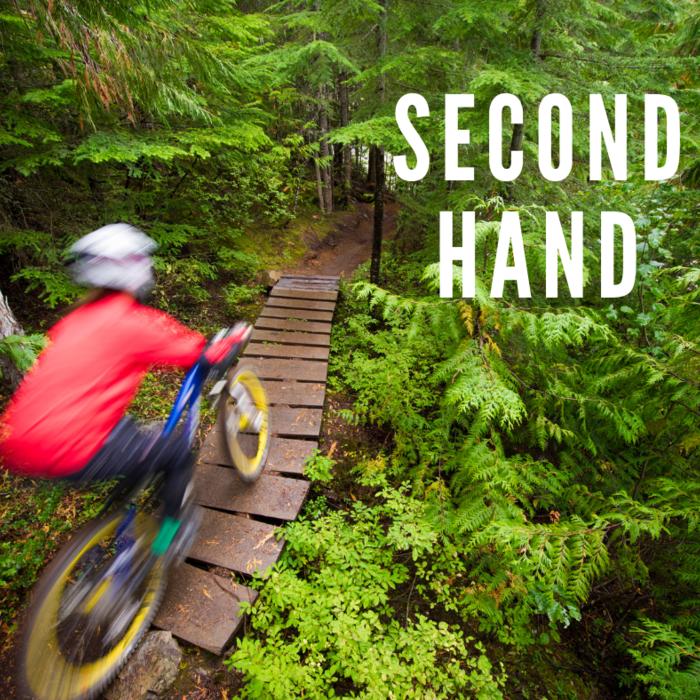Second Hand Mountain Bikes