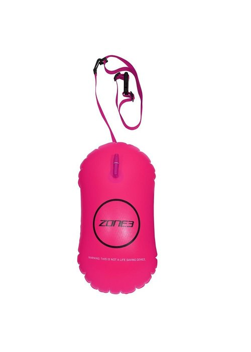 Zone 3 Zone3 Swim Safety Bouy Tow Float Pink