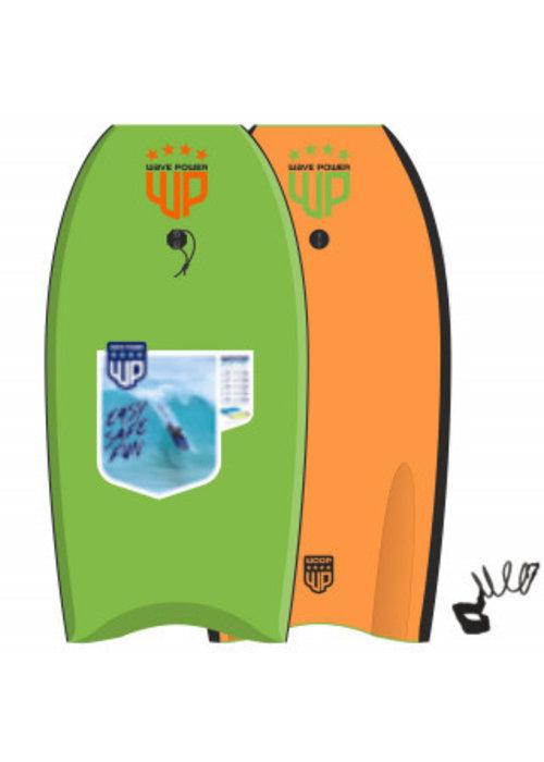 """Hoff Wave Power Body Board 41"""""""