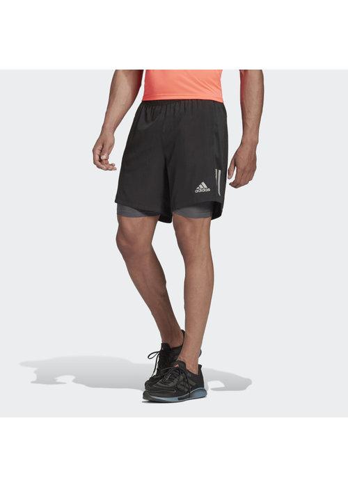 "adidas adidas Own The Run 2 in 1 -  5"" Short"