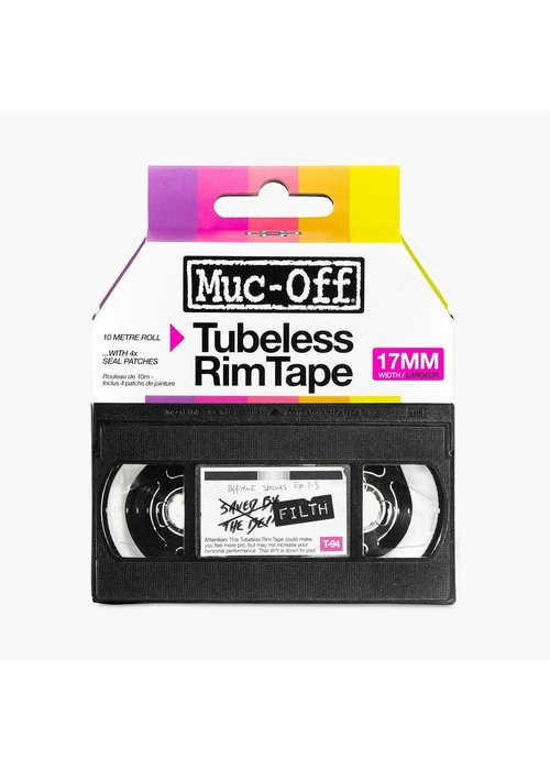 Muc Off Muc-Off Tubeless Rim Tape