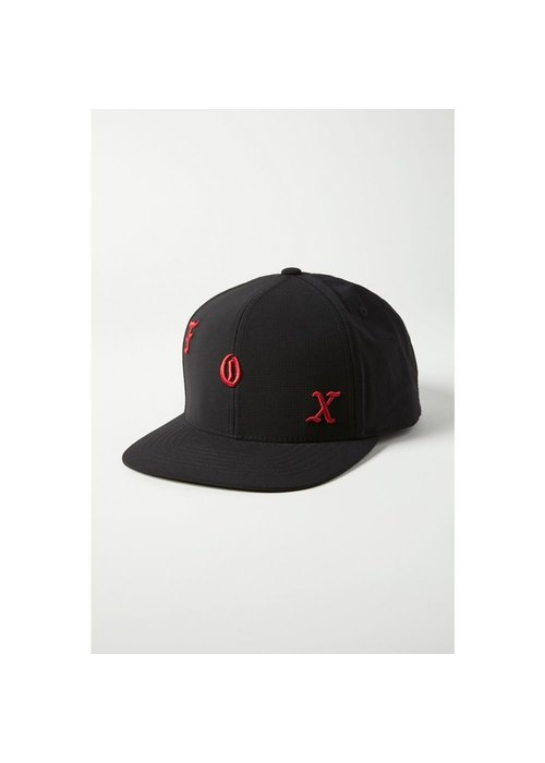 Fox Fox Chop Shop Snapback Hat