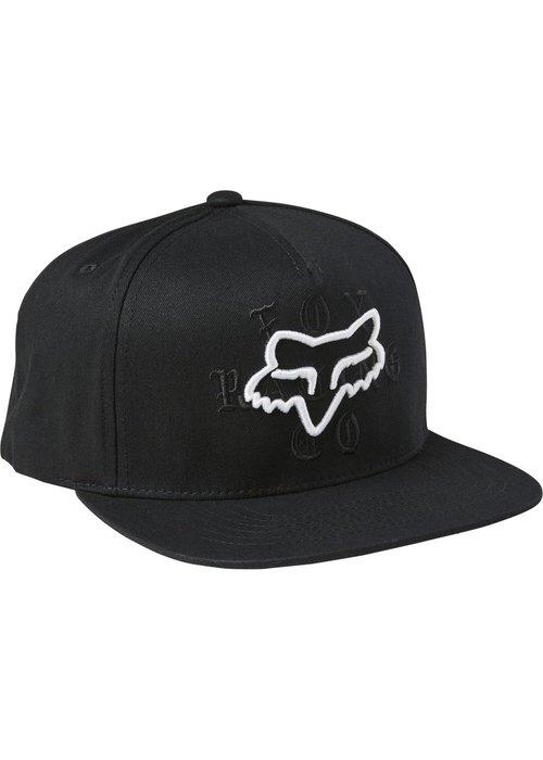 Fox Topcoat Snapback Hat
