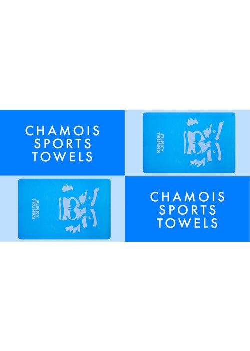 Funky Trunks Funky Trunks Chamois Sports Towel