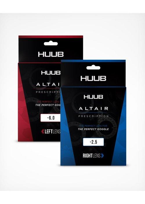 HUUB HUUB Altair Prescription Lens Smoke