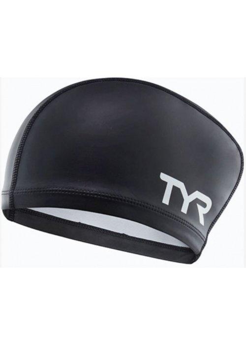 TYR TYR Silicone Comfort Long Hair Swim Cap