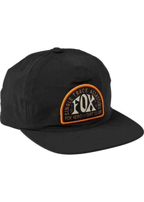 Fox Fox Single Track Snapback Cap