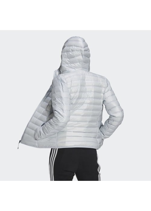 adidas adidas Womens Varilite Down Hooded Jacket