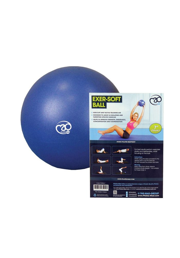 Fitness Mad Exer-Soft Ball