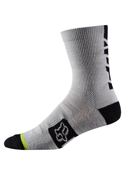 "Fox Fox Merino Wool Sock 6"""