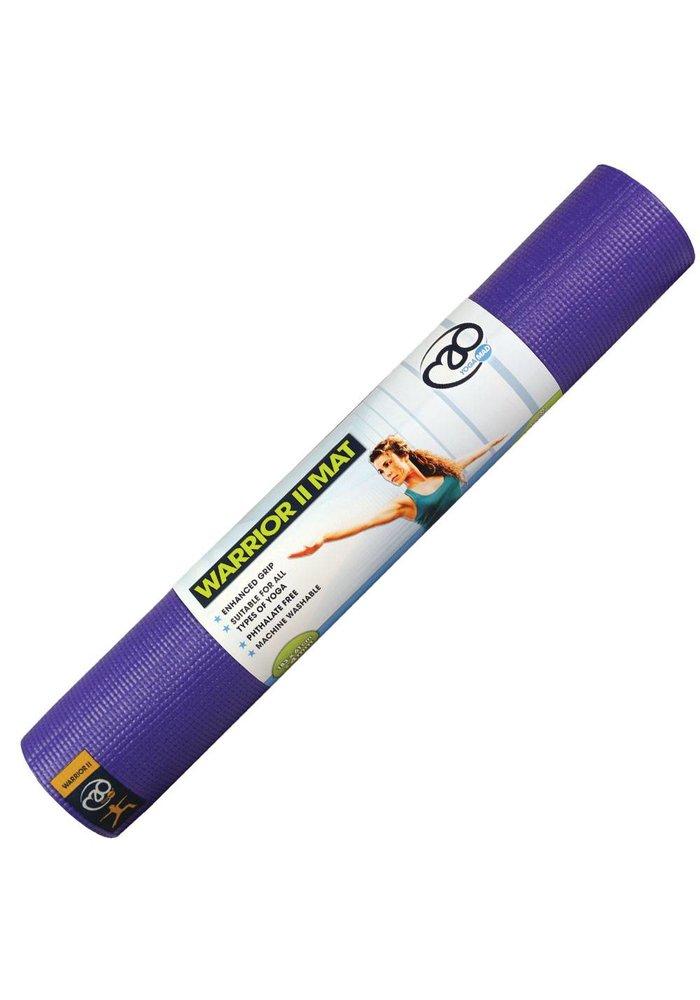 Fitness Mad Warrior II Yoga Mat 6mm