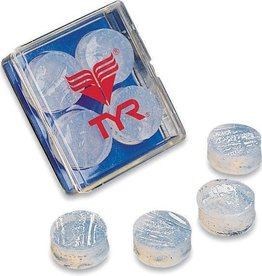 TYR TYR Soft Silicone Ear Plugs