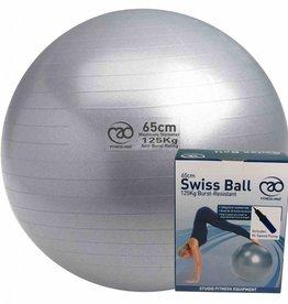 Fitness Mad Fitness Mad Swiss Ball, Pump & DVD 65cm