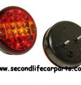 secondlifecarparts achterlicht E-keur 9-33 volt 3 functies E-keur