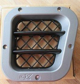 kbx lrx4331 sport side air intake rh brunel/silver grey