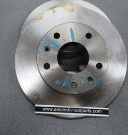 SDB100830 - Brake Disc Front Solid Freelander to YA999999