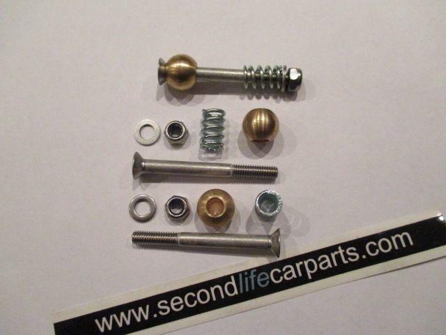 BR1365S - HINGE PIN KIT STAINLESS STEEL
