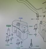 DMC500020 | PUMP ASSY HEADLAMP WASHER L322