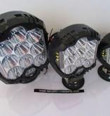 7 inch 40watt ledlamp met zijverlichting