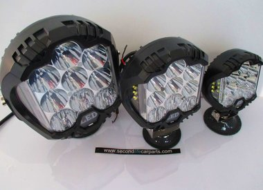 Ledbars , Werklampen en Verlichting
