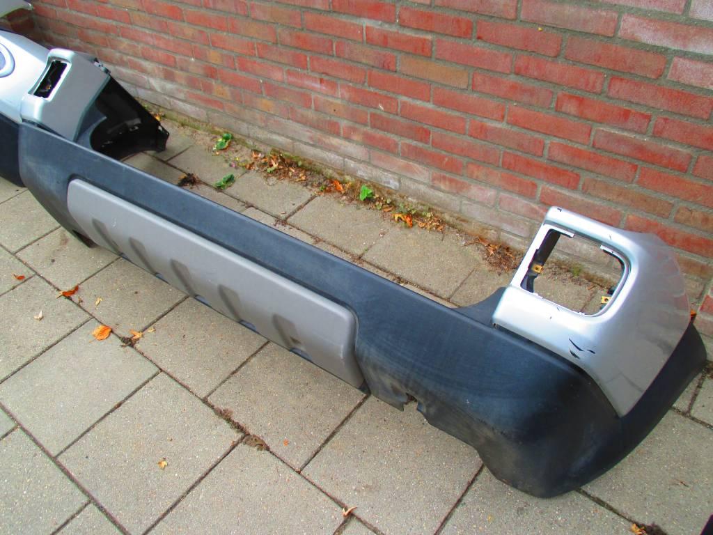 DQB500221LML  Bumper Assy - Rear