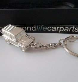 LAND ROVER DEFENDER  KEY RING