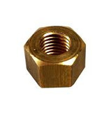 RTC3629  Series 1 2 2a 3 Brass Exhaust Manifold Stud Nuts 5/16 UNF