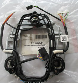 C2Z29254  Wire harness steering wheel jaguar