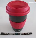 50JDMG743BKA Jaguar  Travel mug - Black