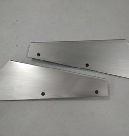 MTC3000 -MTC3001  Mounting Bracket Front Mudflap