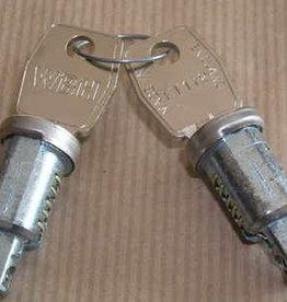 MTC6503  Lock Set 2 Barrels 2 Keys