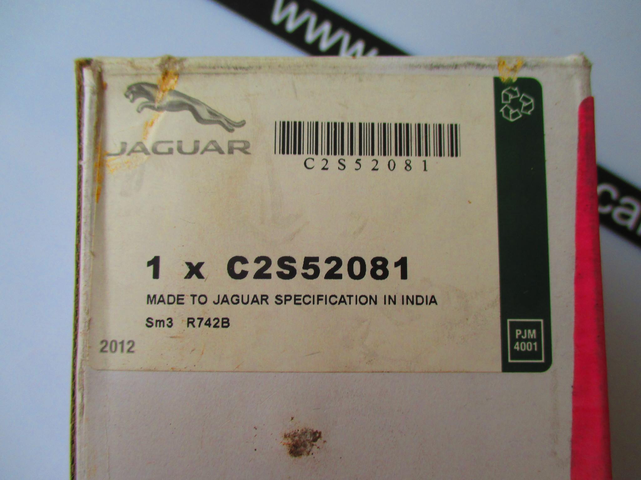 C2S52081 Genuine Jaguar  Rear Brake Pads