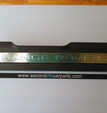 LR033312 LR027413  LR Plate   Door Scuff