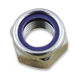 NY120046  Nut M20 Nyloc