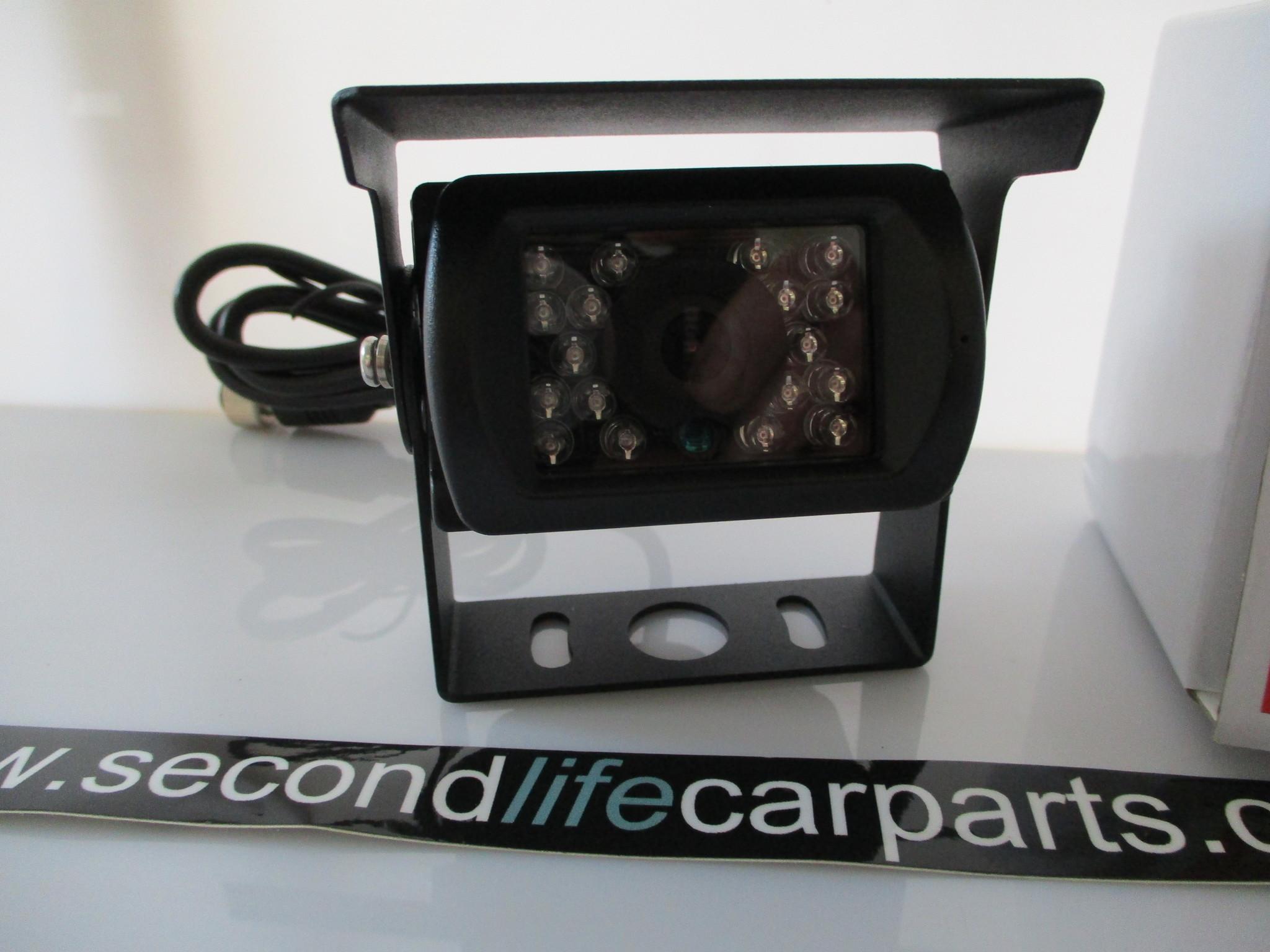 CA9774  Colour Camera AUDIO