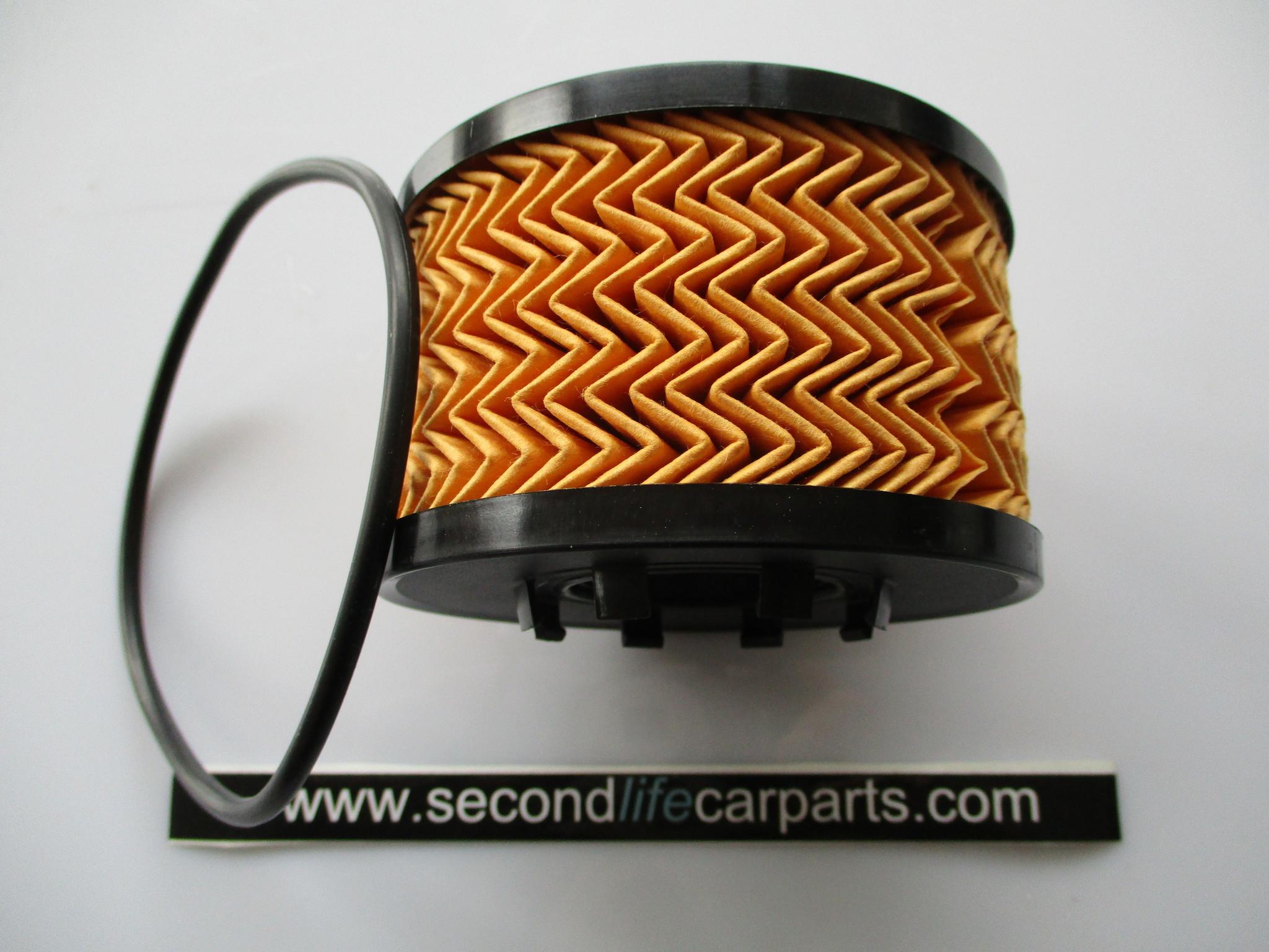 JDE2464  X Type Diesel Oil Filter