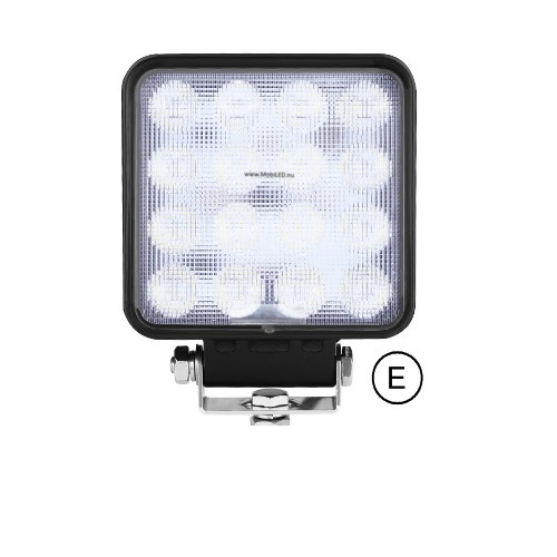 Grafeen platte werklamp E-keur 48W