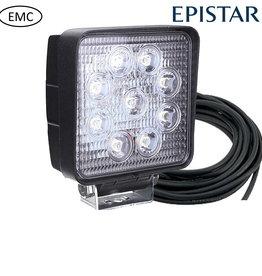 EMC werklamp 27w 4M E-keur