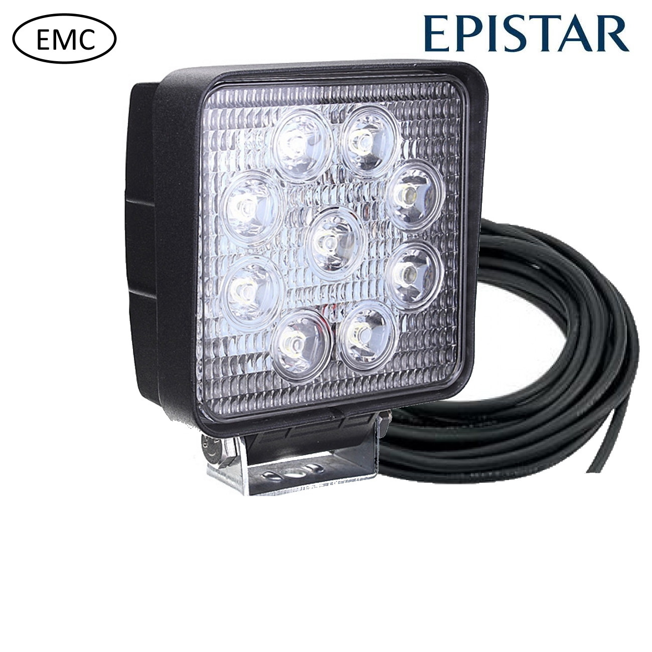 27 watt werklamp EMC M-LED (4 meter kabel)