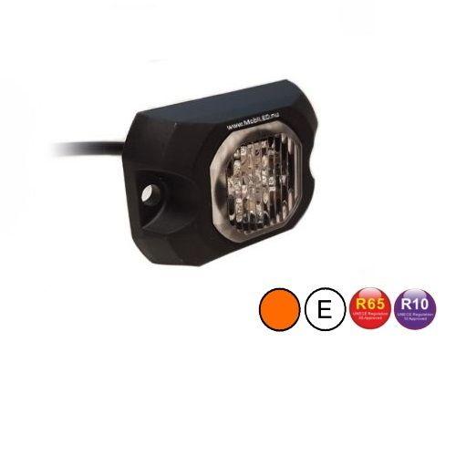 Hide away LED flitser opbouw