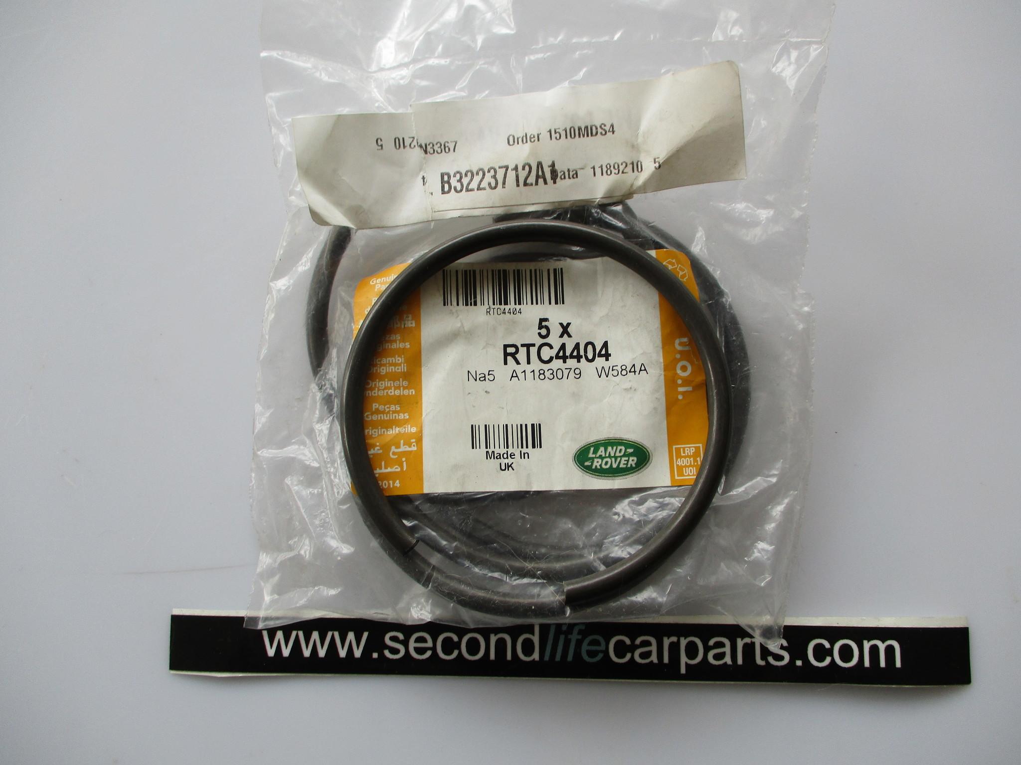 RING STUURBEKRACHTING RTC4404